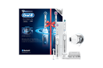 4210201157601 - Oral-B Elektronische Zahnbürste Genius 8900 Silver Electric Toothbrush Powered by x2