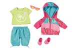823705 - Baby Born ® Play Fun Biker Outfit