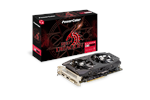 AXRX 590 8GBD5-DHD - PowerColor Radeon RX 590 Red Dragon - 8GB GDDR5 - Grafikkarte