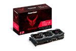 AXRX 5700XT 8GBD6-3DHE/OC - PowerColor Radeon RX 5700 XT Red Devil - 8GB GDDR6 - Grafikkarte