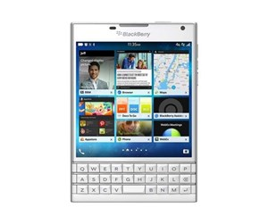 PRD-59181-025 - BlackBerry Passport - White (German QWERTZ)