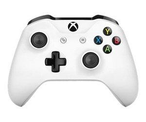 TF5-00003 - Microsoft Xbox Wireless Controller - White - Gamepad - Microsoft Xbox One S
