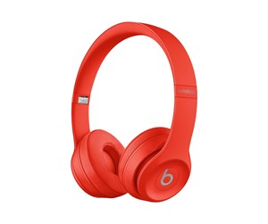 MP162ZM/A - Apple Beats Solo3 Wireless - (PRODUCT)RED - Rot
