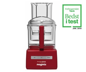 85504 - Magimix Foodprocessor CS 5200 XL - Red