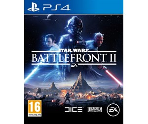 5030944121610 - Star Wars: Battlefront II (2017) - Sony PlayStation 4 - Action - PEGI 16