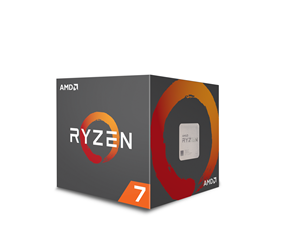 YD2700BBAFBOX - AMD Ryzen 7 2700 with Wraith Spire LED - Pinnacle Ridge CPU - 8 Kerne 3.2 GHz - AMD AM4 - AMD Boxed (PIB - mit Kühler)