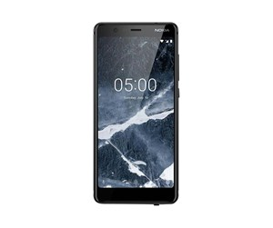 11CO2B01A08 - Nokia 5.1 16GB - Black