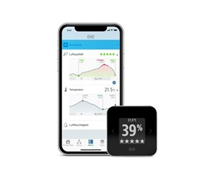 10EAM9901 - Eve Room - Indoor Airquality Monitor for Apple HomeKit
