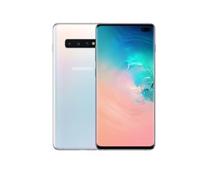 SM-G975FZWDDBT - Samsung *DEMO* Galaxy S10 Plus 128GB - Prism White