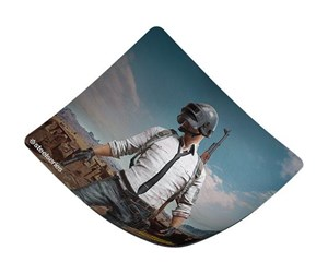 63808 - SteelSeries QcK+ PUBG Miramar Edition - mouse pad