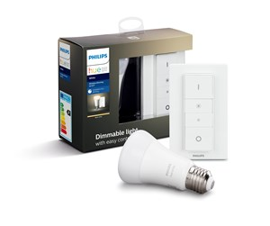 929001821603 - Philips Hue White E27 Wireless Dimming Kit - BT