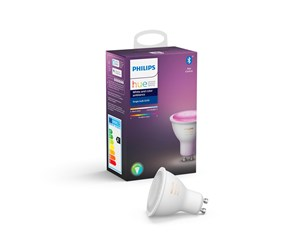 929001953101 - Philips Hue Color GU10 Lichtquelle - Perfect Fit - Richer Colors - BT