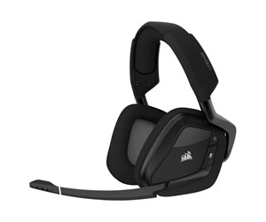CA-9011201-EU - Corsair VOID RGB ELITE Wireless Gaming Headset - Carbon - Schwarz
