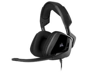 CA-9011205-EU - Corsair VOID ELITE SURROUND Gaming Headset - Carbon - Schwarz