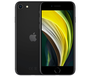 MXD02QN/A - Apple iPhone SE 128GB - Black