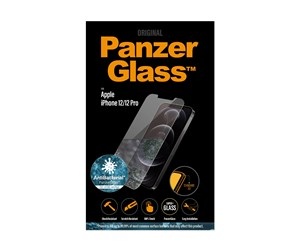 PANZER2708 - PanzerGlass Apple iPhone 12 / iPhone 12 Pro (AntiBacterial)