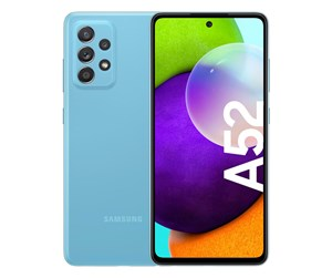 SM-A525FZBGEUB - Samsung Galaxy A52 4G 128GB - Awesome Blue
