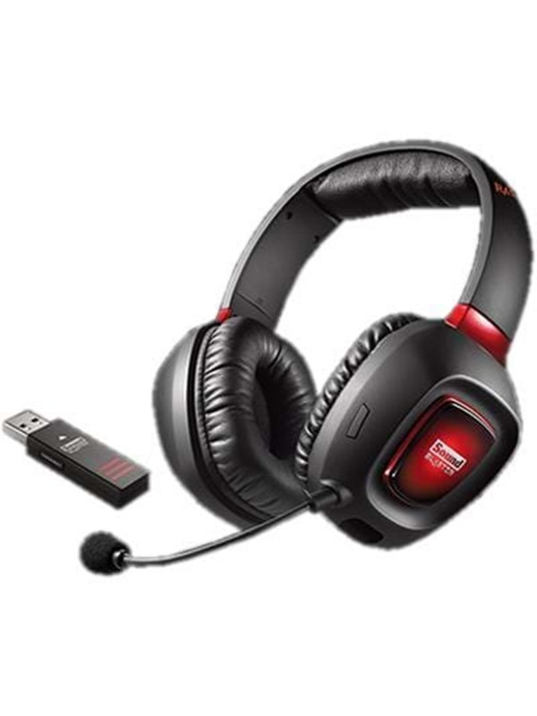 Creative Sound Blaster Tactic3D Rage Wireless V2.0 - Rot 70GH022000003