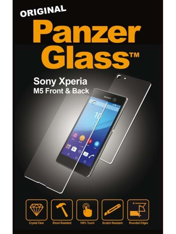 PanzerGlass Sony Xperia M5 Front + Back PANZER1605