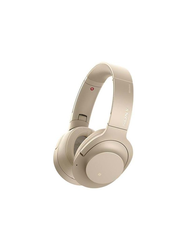 Sony h.ear on 2 Wireless NC WH-H900N - Gold WHH900NN.CE7