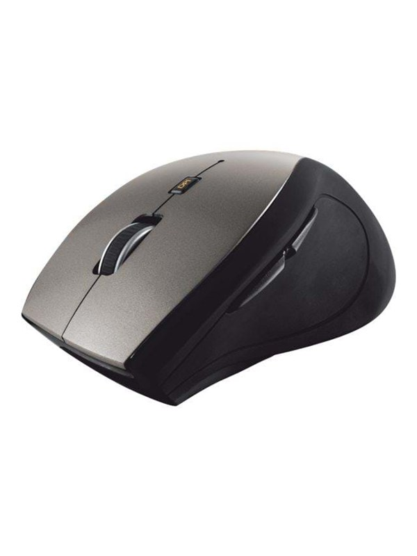 Trust Sura Wireless Mouse Black/Grey - Maus (Schwarz) 19938