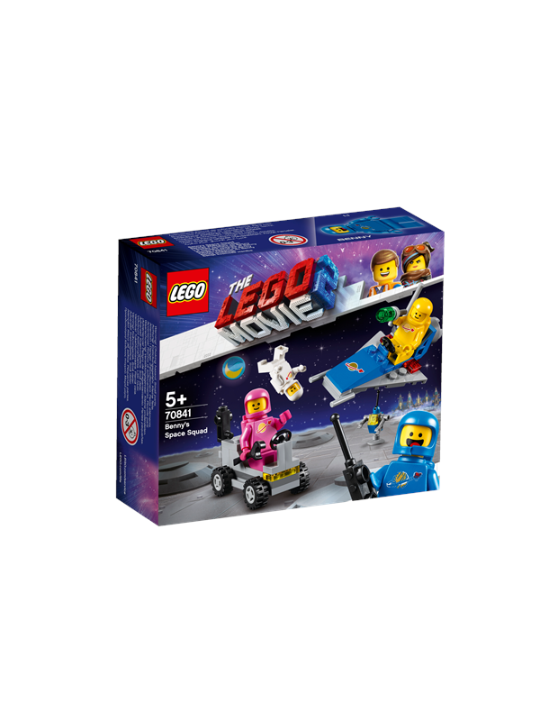Lego Movie 70841 Bennys Weltraum-Team