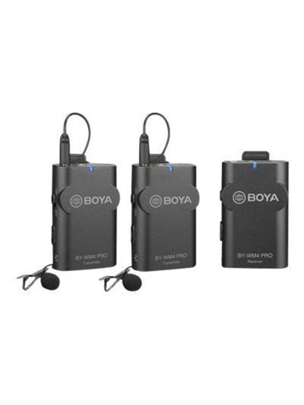 BOYA BY-WM4 Pro-K2 - wireless microphone