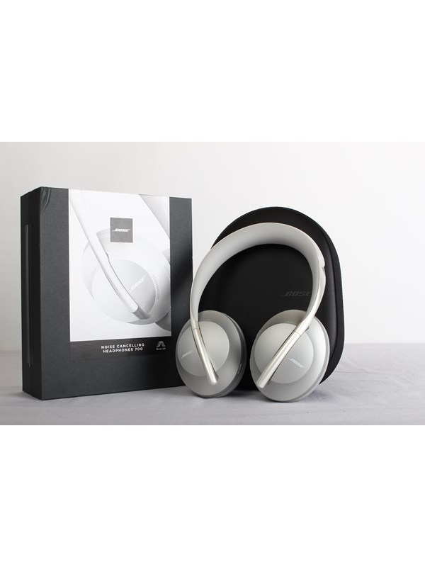 Bose Noise Cancelling Headphones 700 - headphones with mic - Silber 794297-0300