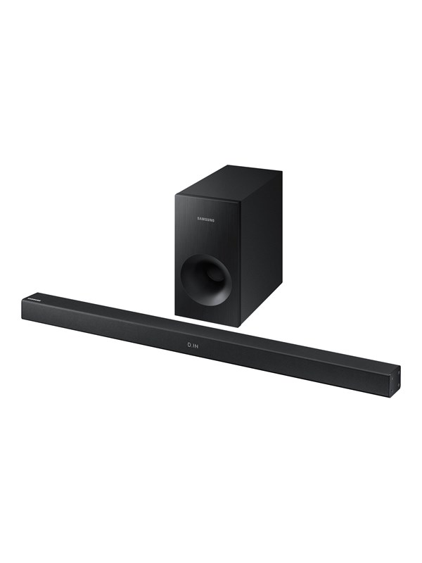 Samsung HW-K335 - sound bar system - for TV - wireless HW-K335/XN