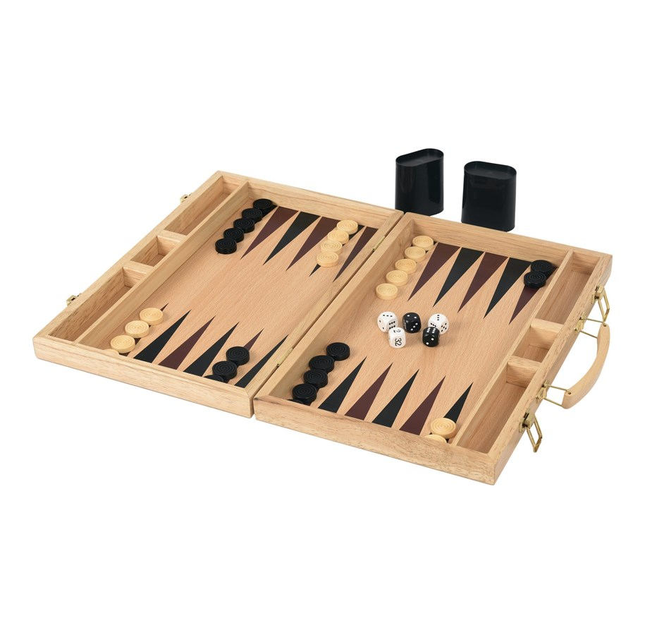 Brettspiel Backgammon