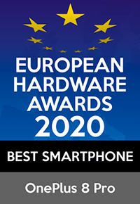European Hardware Awards 2020 - Best Smartphone